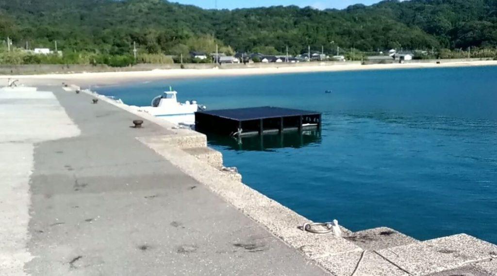 日中のライトショアジギンとアジング!福岡県糸島市福の浦漁港10月